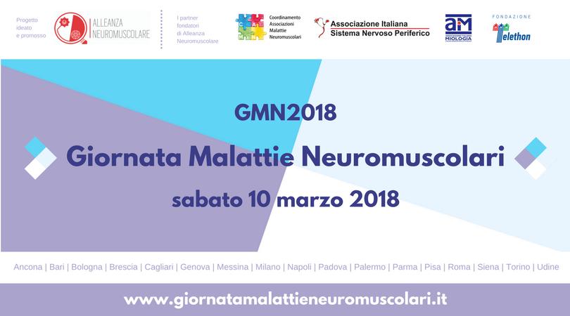 Giornata Malattie Neuromuscolari 2018