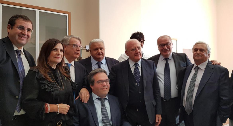 NeMO Napoli: i lavori