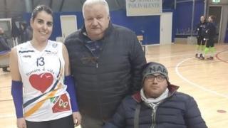 Arzano volley e UILDM Arzano
