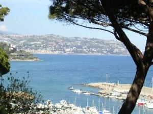 Immagine panoramica di Bordighera