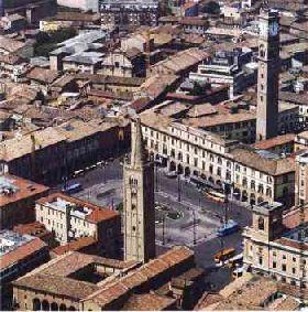 Forlì (Piazza Saffi)