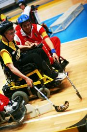 Wheelchair Hockey - Finali Campionato 2007/2008