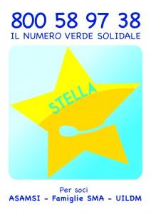 Logo del Numero Verde Stella