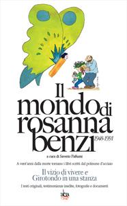 Copertina del testo Il mondo di Rosanna Benzi