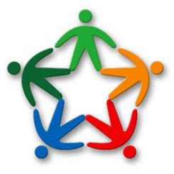 Il logo ufficiale del Servizio Civile Nazionale