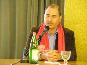 Il ricercatore Telethon Davide Gabellini