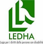 Il logo della LEDHA