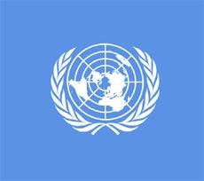 Il logo ufficiale delle Nazioni Unite