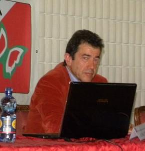 Gabriele Siciliano alle Manifestazioni Nazionali UILDM del maggio scorso