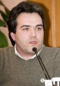 Il presidente nazionale UILDM Alberto Fontana