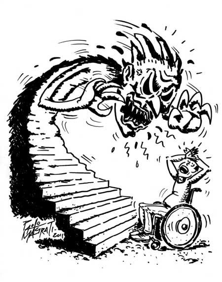 Vignetta di Paolo Malgrati