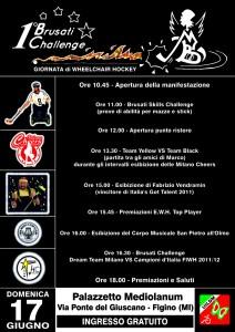 Brusati Challenge 2012