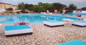 Una piscina in provincia di Milano
