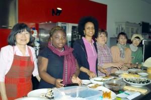 Alcune partecipanti al Corso promosso dalla UILDM di Bergamo