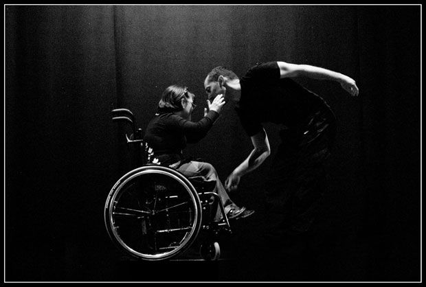 Immagine di danza integrata