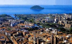 La città di Albenga