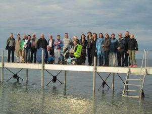 Partecipanti all'incontro organizzato nel giugno 2012 in Danimarca dall'ENMC