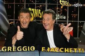 E. Greggio ed E. Iacchetti