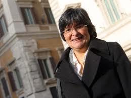 Il viceministro Cecilia Guerra