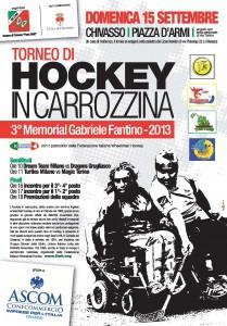 LOCANDINA HOCKEY 2013