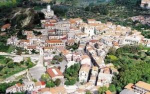 La città di Chiaravalle Centrale