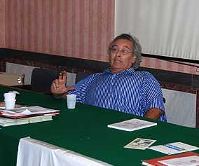 Giampiero Griffo, membro dell'Esecutivo Mondiale di DPI (Disabled Peoples' International)