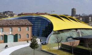 Il MEF, Museo Casa Enzo Ferrari (Modena)