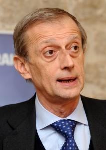 Piero Fassino, sindaco di Torino e presidente dell'ANCI