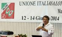 Carlo Giacobini alle Manifestazioni UILDM 2014