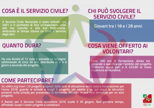 Servizio civile II