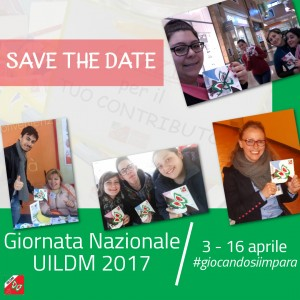 Save the date GN 2017